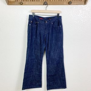 AG Adriano Goldschmied Nicole Wide Leg Flare Jeans